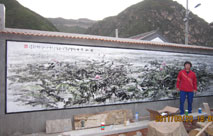 Chinese ink Paintings